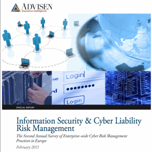 Information Security & Cyber Liability Risk Management