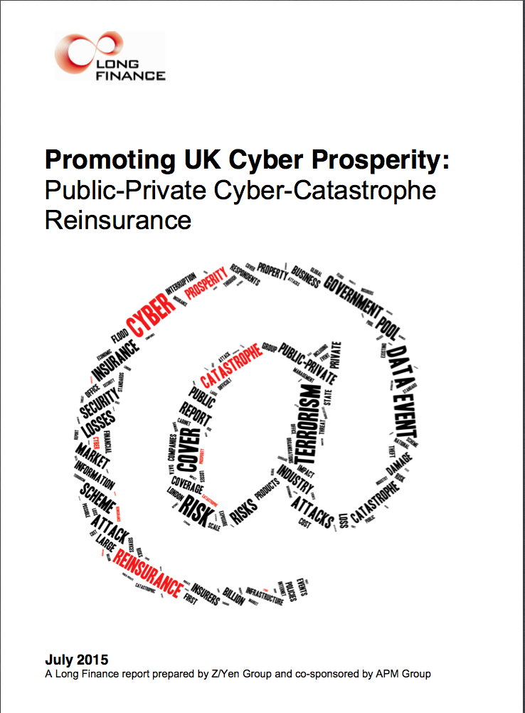 Download Promoting Cyber Prosperity Report | Public-Private Cyber Catastrophe Reinsurance